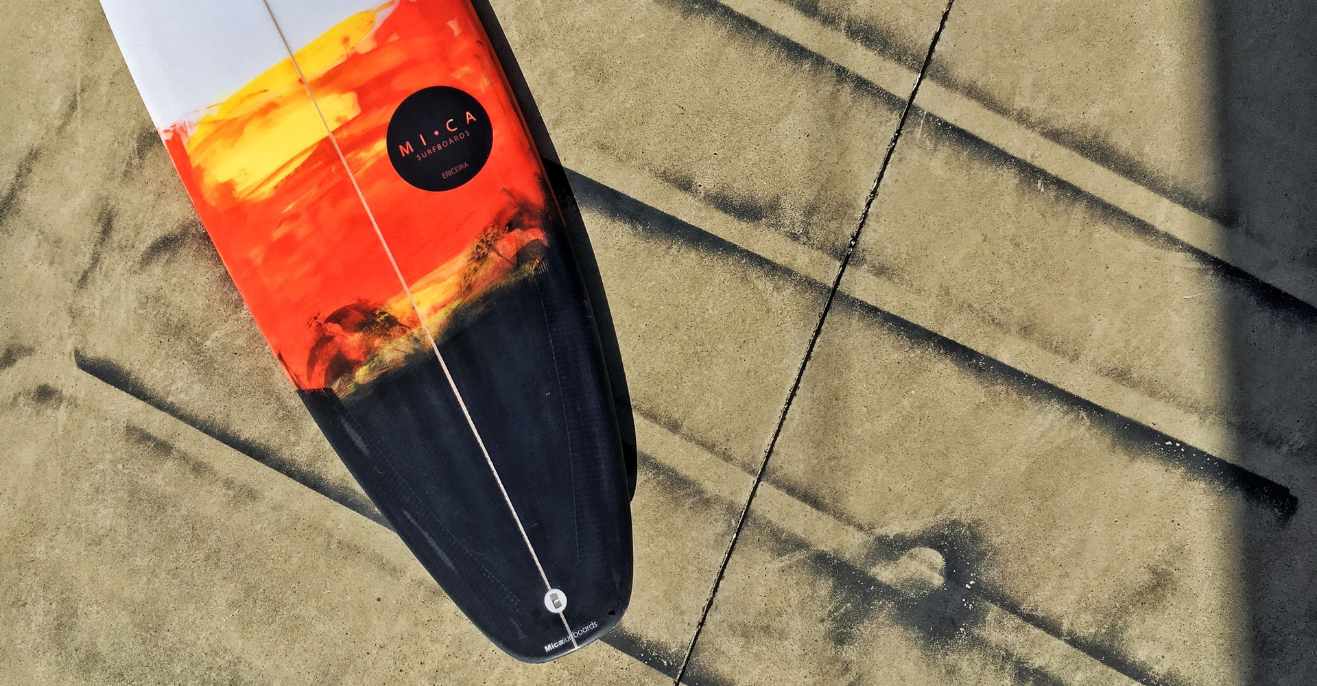 The S.Model is a fast and versatile high performance shortboard.