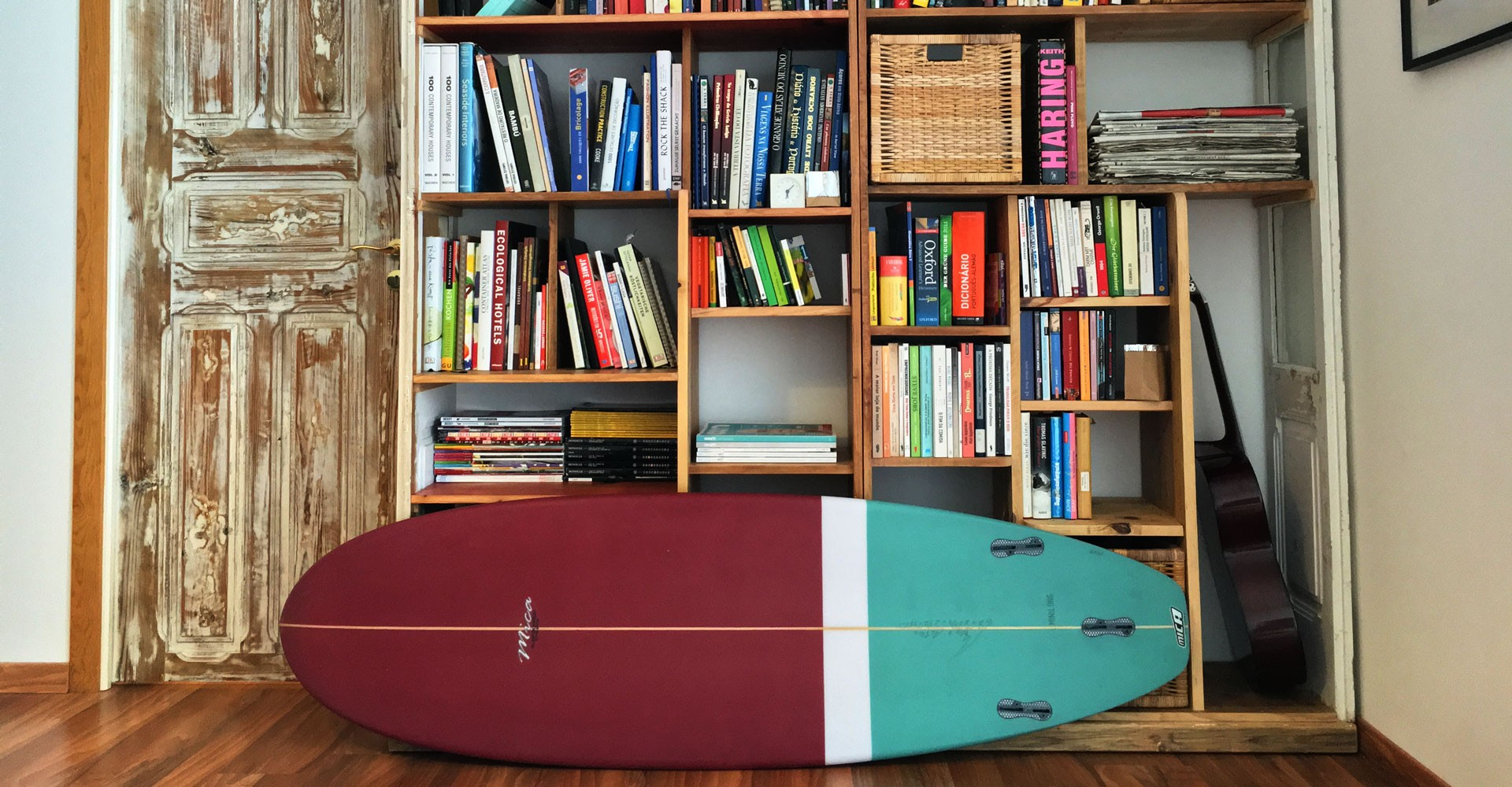 Micasurfboards builds Longboards, Shortboards, Retros, Funboards, Malibus and more