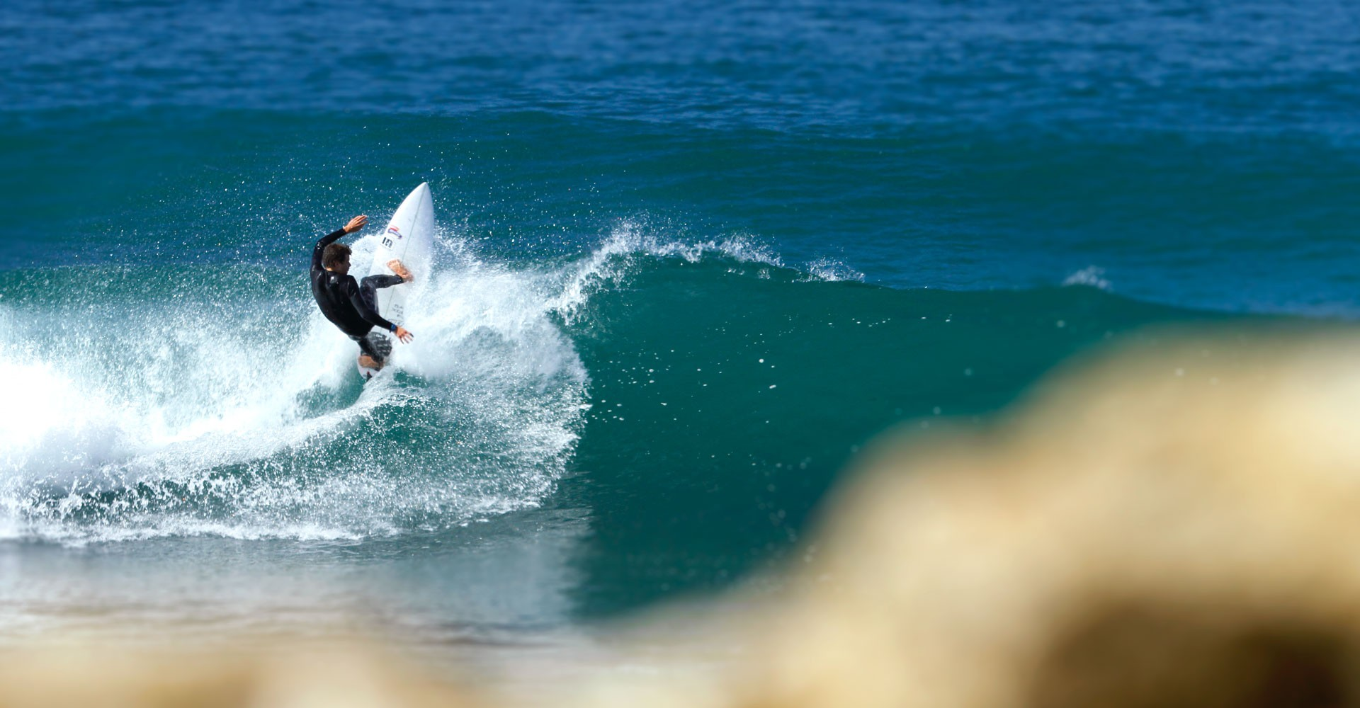 Free surfer Filipe Jervis is surfing for Mica Surfboards Team in Portugal.