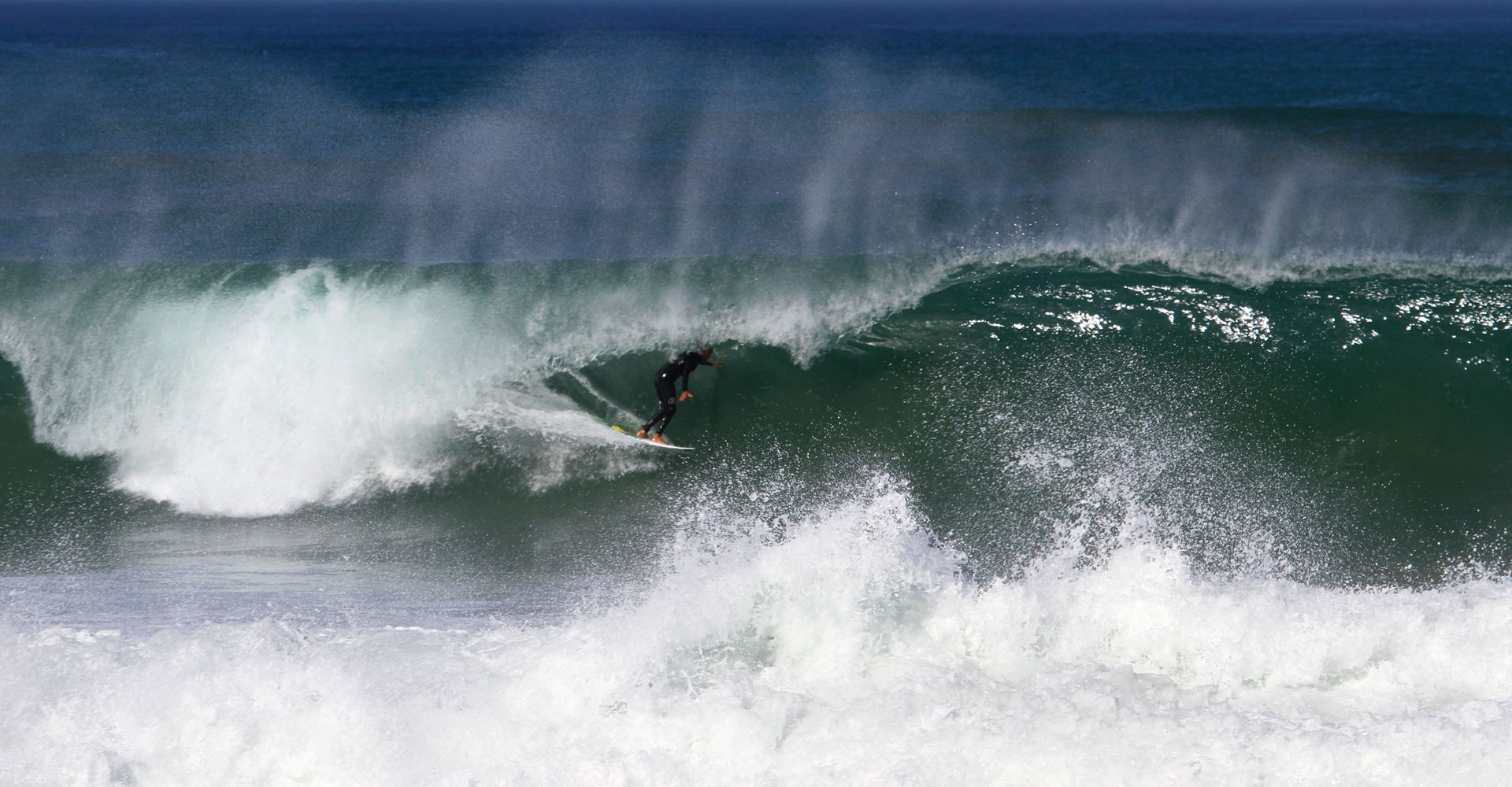 Portugal is one of the best destinations for surfing in Europe. Our surfboards love these waves.
