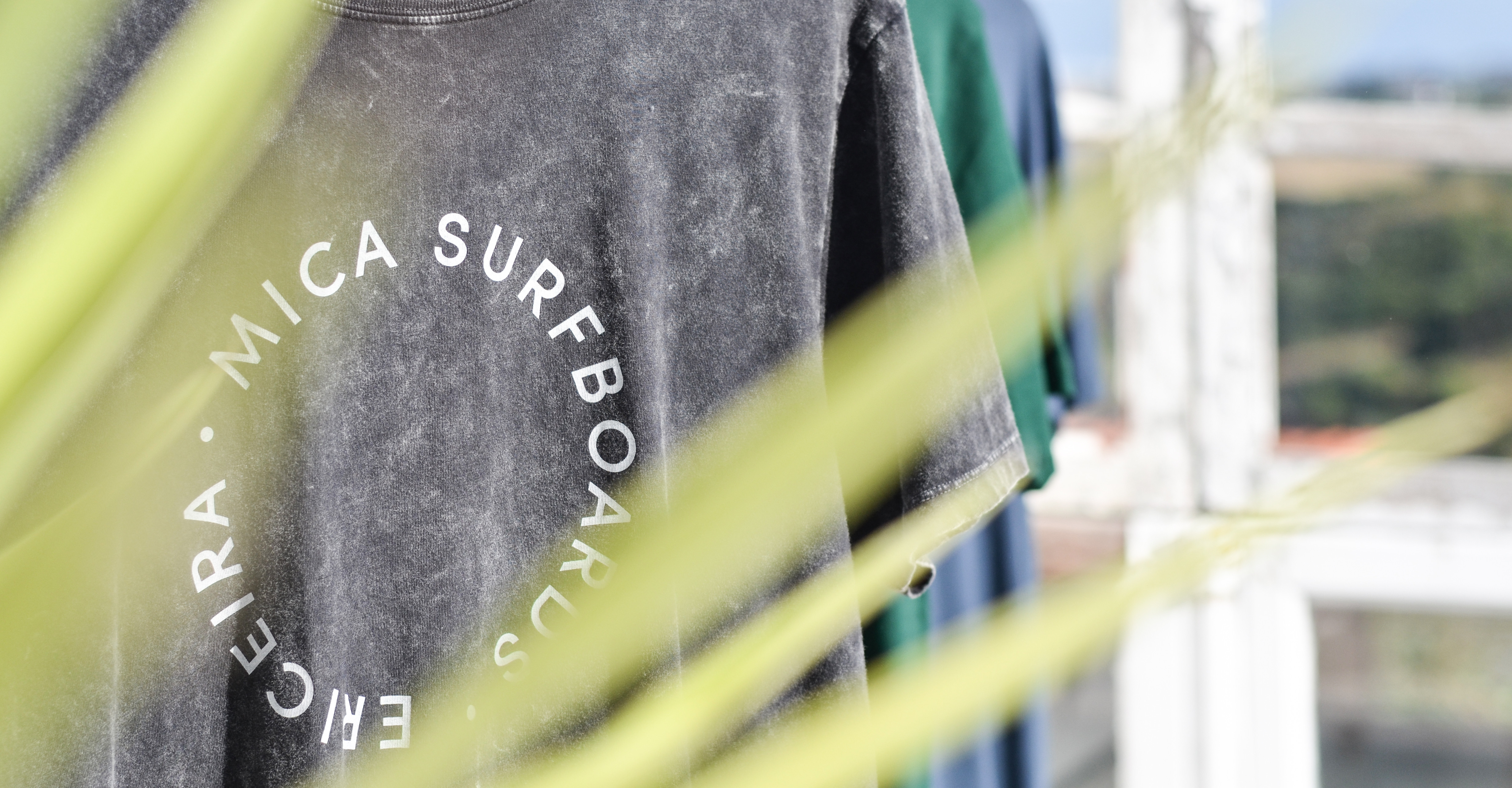 organic t-shirts, mica surfboards ericeira