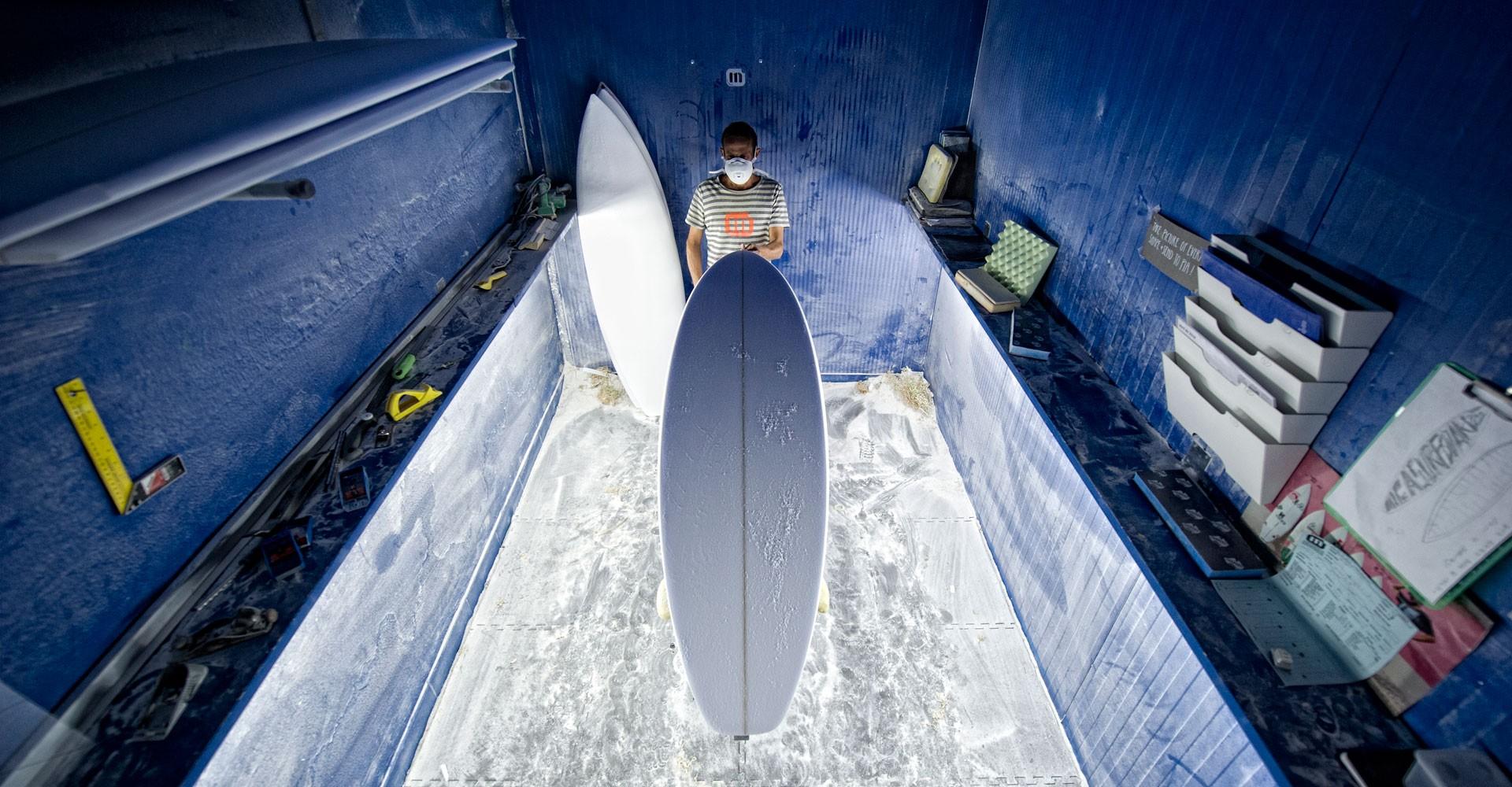 Online surf shop