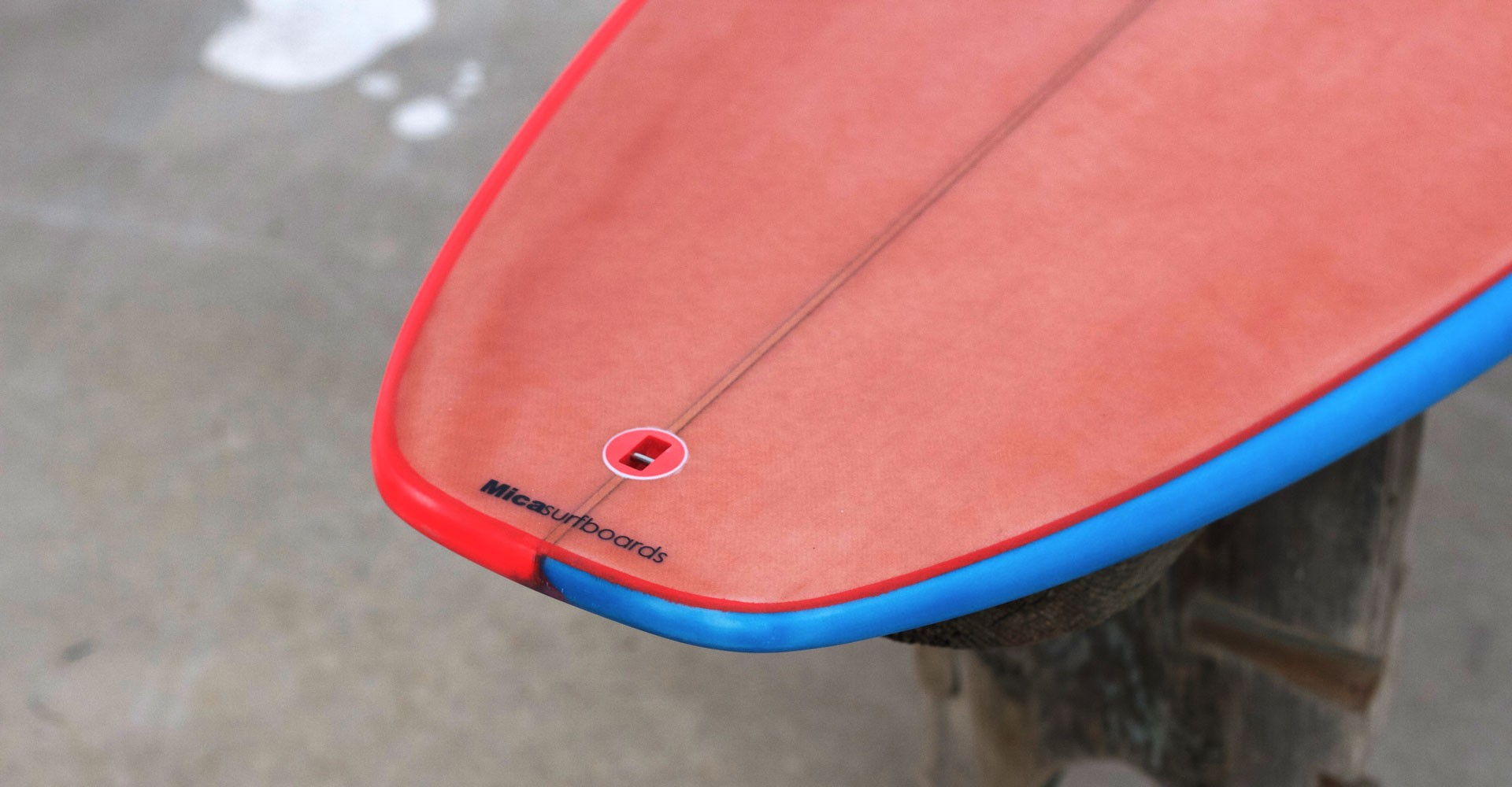 A squash tail is diverse for all conditions from small to big waves. Custom order your surfboard.